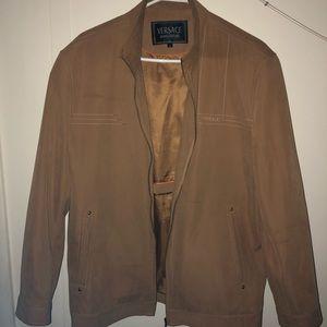 Authentic Versace jeans couture Brown jacket (L)
